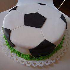 Resultado de imagen para torta de cumple futbol