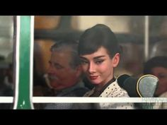 ▶ Galaxy - Audrey Hepburn - YouTube  Commercial entirely composed from CGI.