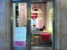 Stella Cadente Milano first office 2012/2013
