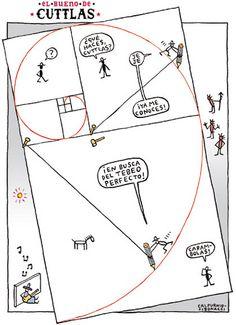 El bueno de Cuttlas y Fibonacci.   Matemolivares
