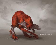 Monster No. 049 by Onehundred-Monsters.deviantart.com on @deviantART
