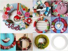 cafe creativo: Decorazioni natalizie LAST MINUTE #2