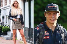 Heeft de snelle Max Verstappen alweer een nieuwe vriendin?