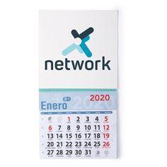 Calendario 2021 con imán para nevera Larip Corporate Gifts, Fridge Cooler, Magnets