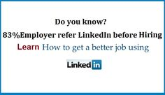 Learn How to get High Paying Jobs using Linkedin