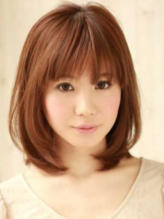 20 Medium Bobs with Bangs | The Best Short Hairstyles for Women 2016