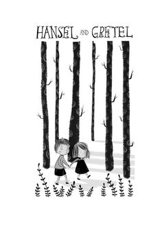 Hansel and Gretel by Elissa Elwick