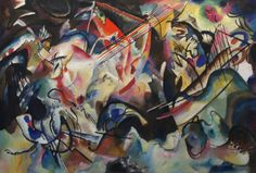 Kandinsky | Wassily Kandinsky | Musings on Art