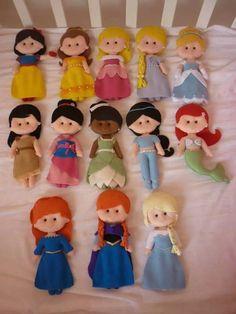 Princesas Disney   -   Disney princesses                                                                                                                                                                                 Más