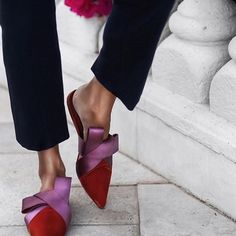 """414 curtidas, 17 comentários - Joe Ruggiero (@joeruggiero_collection) no Instagram: """"@004couture #shoes #fashion #stunningslippers #colorfulshoes"""""""