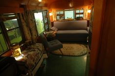 Abandoned trailer from 1950's found in pristine condition.
