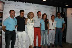 Entrega de premios ViniGolf en discoteca Marmara (Madrid)