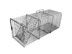 Tomahawk Professional Series Rigid Trap for Cats and Rabbits   http://huntinggearsuperstore.com/product/tomahawk-professional-series-rigid-trap-for-cats-and-rabbits/?attribute_pa_size=26lx9wx9h
