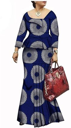 Latest African Fashion Dresses, African Print Dresses, African Dresses For Women, African Fashion Ankara, African Print Fashion, African Attire, African Skirt, Modern African Dresses, African Dresses Plus Size