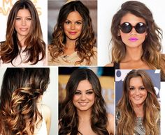 Mechas californianas veja o resultado ombre hair color for Tartaruga californiana