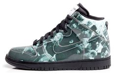Beautiful Losers x Nike Dunk High #sneakers