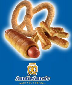 Free Pretzel Printable Coupon From Auntie Anne's