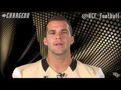 After being selected by the Jacksonville Jaguars with the third overall pick in the 2014 NFL Draft, Blake Bortles wants to thank UCF Nation for its support. Ucf Football, Blake Bortles, Ucf Knights, Jacksonville Jaguars, National Championship, School Spirit, Nfl, Thankful