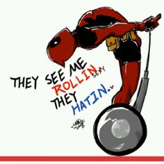 Deadpool funny