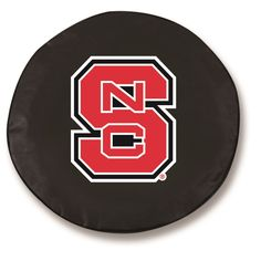 Tire protection courtesy of the NC State Wolfpack. Protect your spare tire from the elements with a tire cover made of a high quality, commercial grade vinyl. The seam is down in a bead-welt fashion for extra added strength and eye appeal. Reserved Parking Signs, Outdoor Tv Covers, Jeep Tire Cover, North Carolina State Wolfpack, Spare Tire Covers, Holland Bar Stool, Thing 1, Ohio State Buckeyes, Wheel Cover