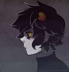 WHY DOES KARKAT LOOK SO CUTE AND ADORABLE IN THIS OMG HAS HE EVER LOOKED THIS ADORABLE I THINK NO
