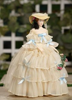 American Portrait Doll of Empr... Auctions Online | Proxibid