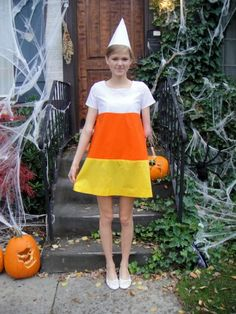 Submit your Halloween costume photo to our annual Homemade Halloween Costume contest. Enter to win cash prizes for your Halloween costumes at our 2010 Halloween Costume Contest - free entry. View all 2010 costume contest entries - page 5 of Candy Corn Halloween Costume, Candy Costumes, Homemade Halloween Costumes, Halloween Costume Contest, Family Halloween Costumes, Diy Costumes, Costume Ideas, Happy Halloween, Group Costumes