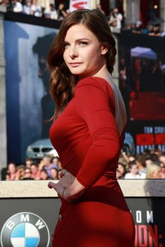 Rebecca Ferguson - Most Beautiful Girls Beautiful Celebrities, Beautiful Actresses, Most Beautiful Women, Rebecca Ferguson Hot, Rebecca Fergusson, Swedish Actresses, Rachel Nichols, Hollywood, Pretty Woman