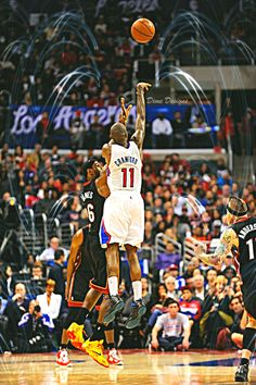 Jamal Crawford LA Clippers