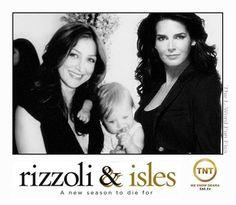 Rizzoli, Isles