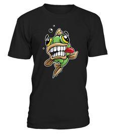 Big Mouth Bass Fish  #image #shirt #gift #idea #hot #tshirt #fishing #fish