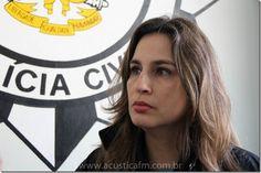 RS Notícias: Vivian Duarte, delegada da Polícia Civil/RS