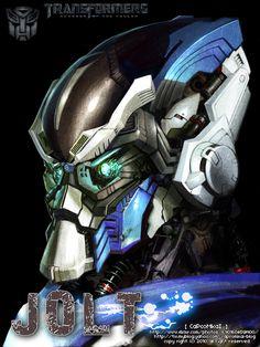 Transformer ROTF JOLT by ~capcomkai2008 on deviantART