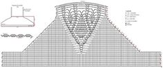 Top Cropped de Crochê – Gráficos, receitas e inspiração de modelos