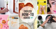 Darby Smart - Endless How To Videos - Find easy ideas and tricks that inspire you to try new things.