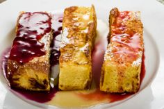 This rich and boozy French toast is perfect for a Sunday morning breakfast in bed.