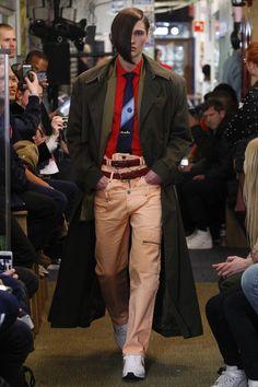 Martine Rose Fall 2017 Menswear Collection Photos - Vogue
