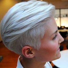 #pixie #haircut #short #shorthair #h #s #p #shorthaircut #blondehair #b #hair #blondeshavemorefun #platinumhair #blonde #haircuts