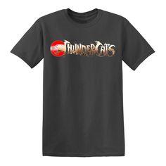 ThunderCats Logo T Shirt - Front View