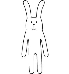 "RAB Rabbit type alien Cheerful & chatty. ""Happy"" is the favorite word."