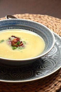 zeller krémleves Zeller, Cheeseburger Chowder, Fondue, Soup, Ethnic Recipes, Soups, Chowder