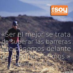 Seré el mejor... #Running #Correr #SoyMaratonista