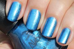 Nicole by OPI – A Lit-Teal Bit Of Love | #EssentialBeautySwatches | BeautyBay.com