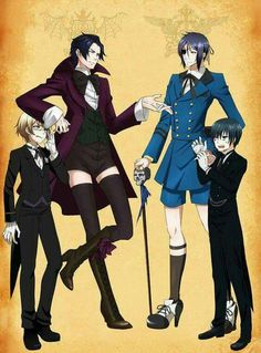 Black Butler fandom on to find out more interesting fan arts about it.Join Black Butler fandom on to find out more interesting fan arts about it. Black Butler Meme, Black Butler Sebastian, Black Butler Quotes, Black Butler Comics, Grell Black Butler, Black Butler Kuroshitsuji, Black Buttler Alois, Otaku Anime, Me Anime