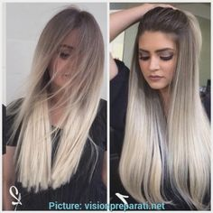 Elegant Haarschnitt Lang Blond Die Frisuren Frisuren Blond Lang 2018 Frisuren Frauen Frisure | Einfache Frisuren