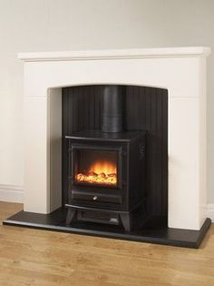 The stunning Dimplex Chevalier electric stove comes in a breath taking creamy-white gloss finish and is a freestanding electric fire producing 2. Description from pinterest.com. I searched for this on bing.com/images