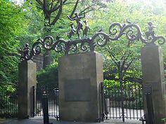 Children's Zoo Gate