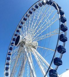 Places We Love: City & State Bracelets Ferris Wheel Chicago, Chicago Today, Bangle Bracelets With Charms, And So The Adventure Begins, London Eye, Time Travel, East Coast, Our Love, Travel Inspiration