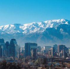 Dicas para viagem com crianças para Santiago do Chile.