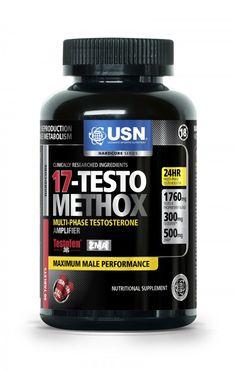USN 17-Testo Methox 80 Testosterone Amplifier